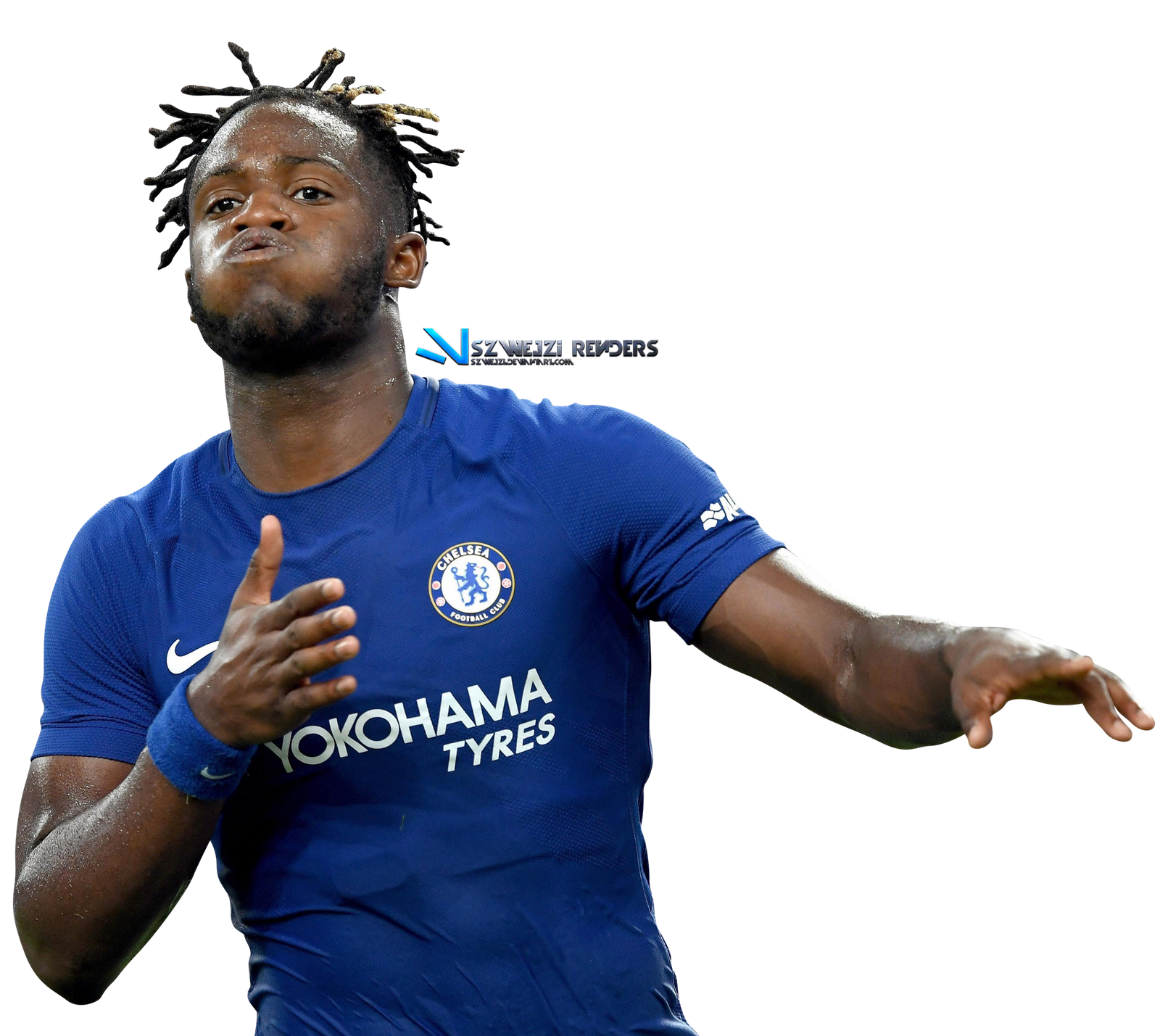 Michy Batshuayi by szwejzi on DeviantArt