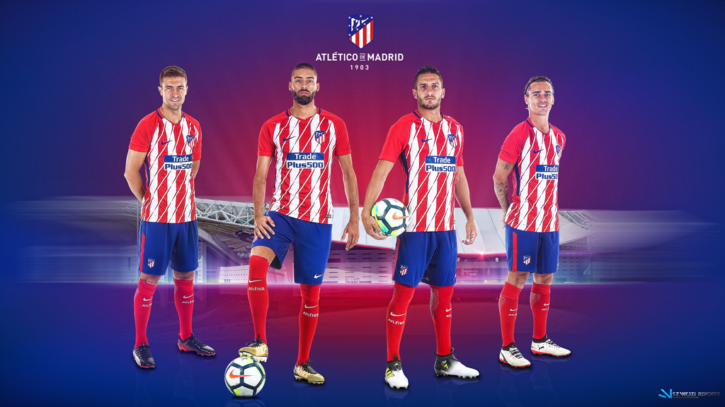 Atletico madrid 2017 2018 wallpaper by szwejzi on deviantart atletico madrid 2017 2018 wallpaper by szwejzi voltagebd Choice Image