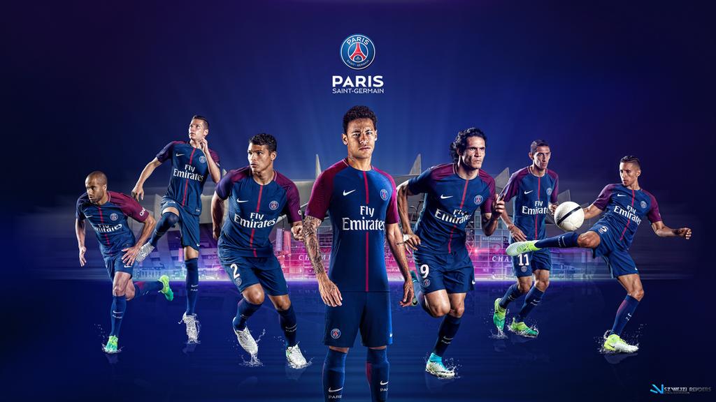 Paris Saint Germain 2017 2018 Wallpaper By Szwejzi
