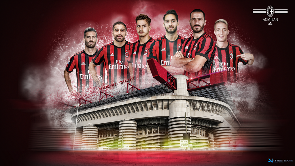 AC Milan 2017 2018 Wallpaper By Szwejzi