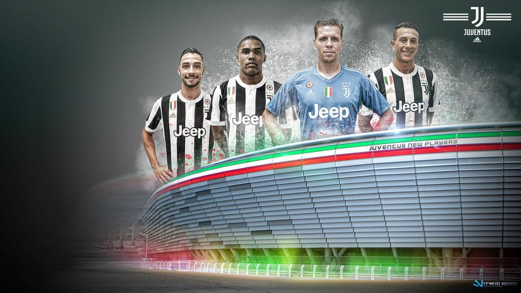 Juventus 2017 2018 Wallpaper By Szwejzi On Deviantart