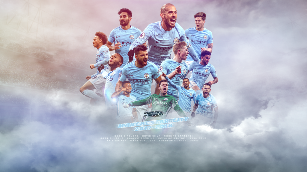 Manchester City Wallpaper 2017 Wallpaper Download 49: Wallpapers By Szwejzi On DeviantArt