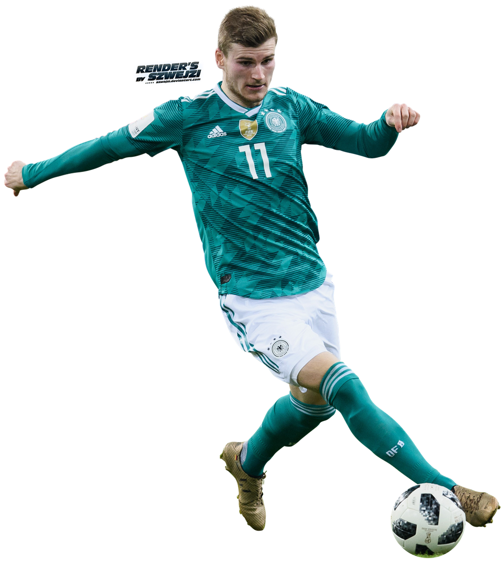 Timo Werner by szwejzi on DeviantArt