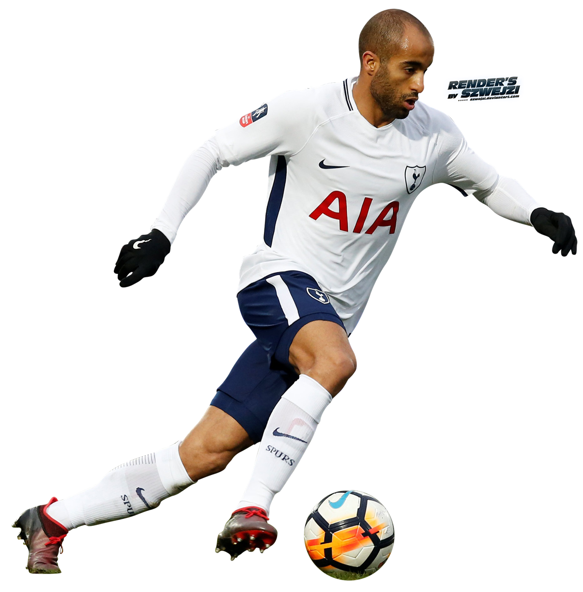 Lucas Moura Political Views: Tottenham Renders By Szwejzi On DeviantArt
