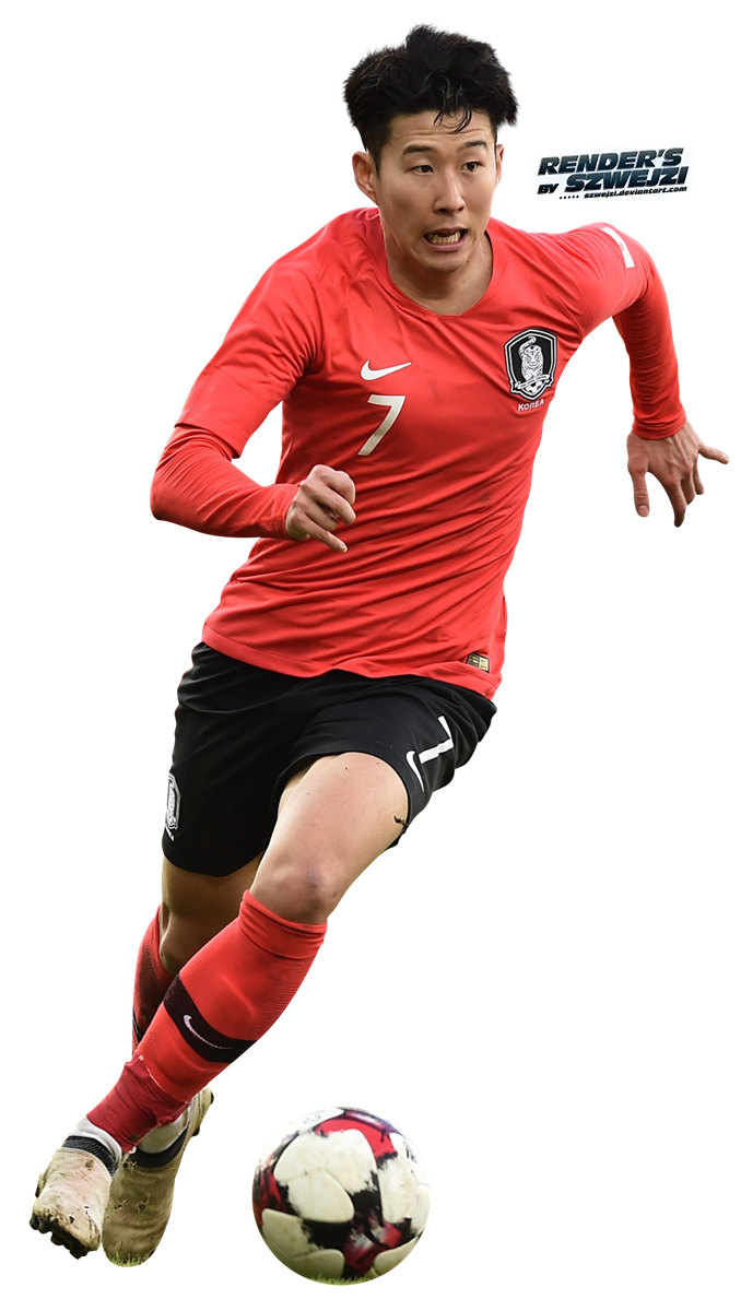 Son heung min by szwejzi on deviantart for Son heung min squadre attuali