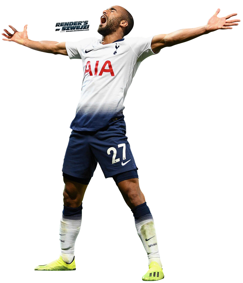 Lucas Moura Spurs Wallpaper