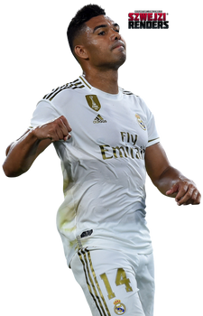 Casemiro Real Madrid Png