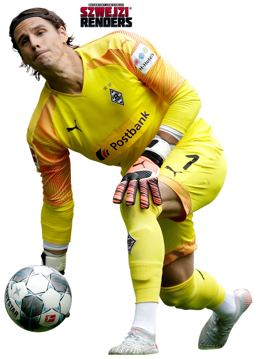 Yann Sommer By Szwejzi On Deviantart
