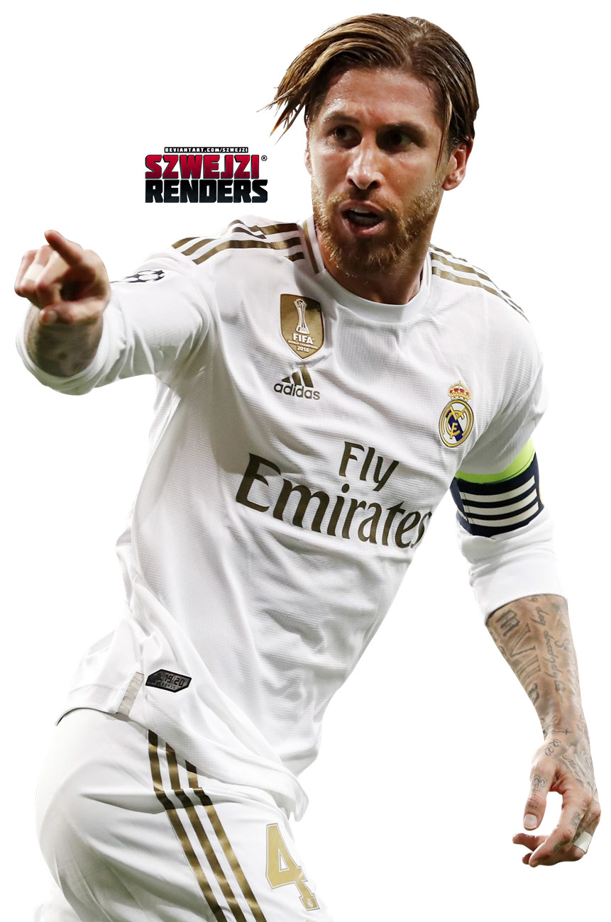 Sergio Ramos в 2020 г |Sergio Ramos 2020 Drawing