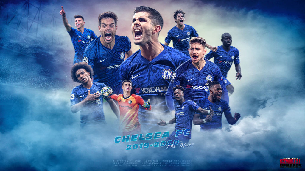 Chelsea 2019 2020 Wallpaper By Szwejzi On Deviantart