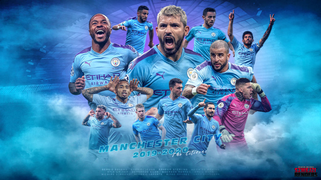 Manchester City 2019 2020 Wallpaper By Szwejzi On Deviantart
