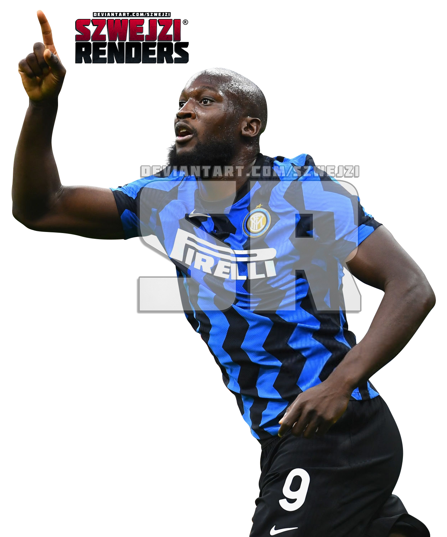 Romelu Lukaku Inter Milan By Szwejzi On Deviantart