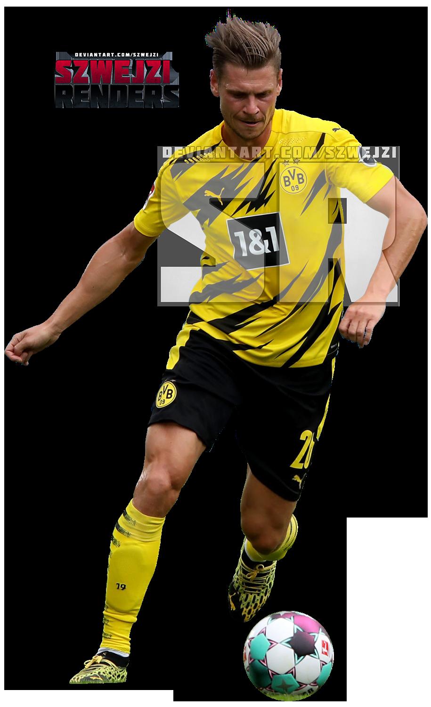 Lukasz Piszczek (Borussia Dortmund) by szwejzi on DeviantArt