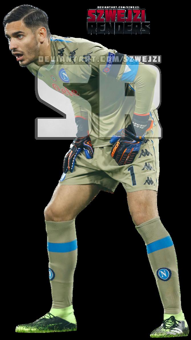 Alex Meret (SSC Napoli) by szwejzi on DeviantArt