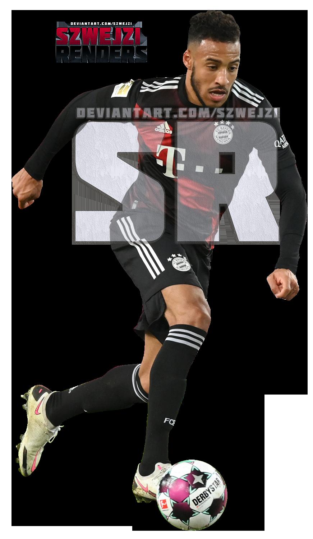 Corentin Tolisso (Bayern Munich) by szwejzi on DeviantArt