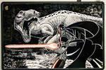 Vader vs. Tyrannosaur