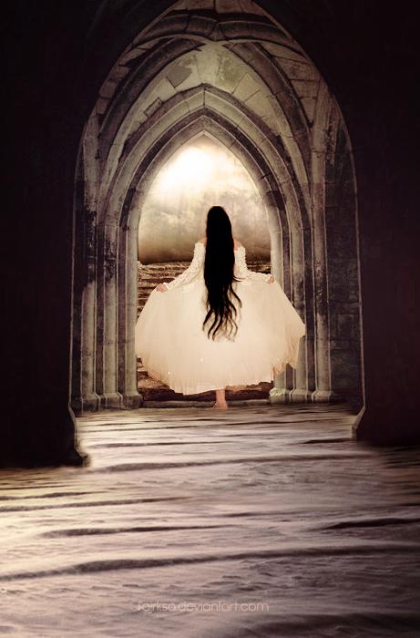 walking a way by FajrKSA