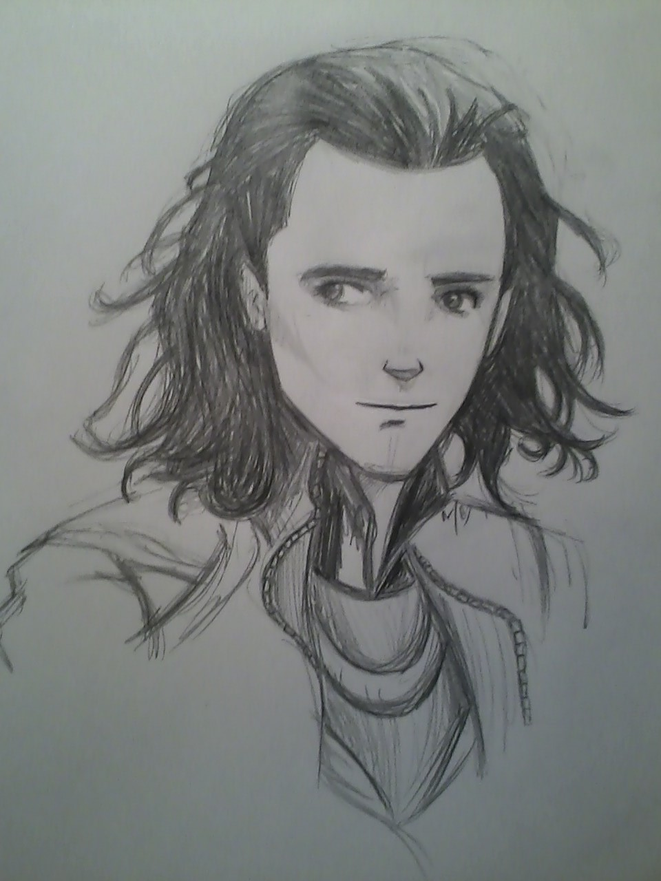 Loki re-uploaded by ElvishLoki