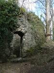 castle ruin stock 23