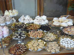 sweets stock