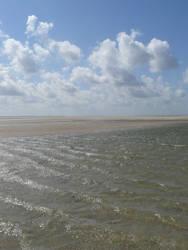 north sea background stock 5