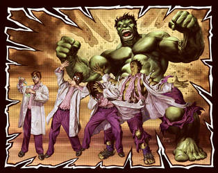 The Incredible Hulk Bruce Banner Favourites By Unigalvacron On