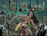 Wonder Woman Palette Test