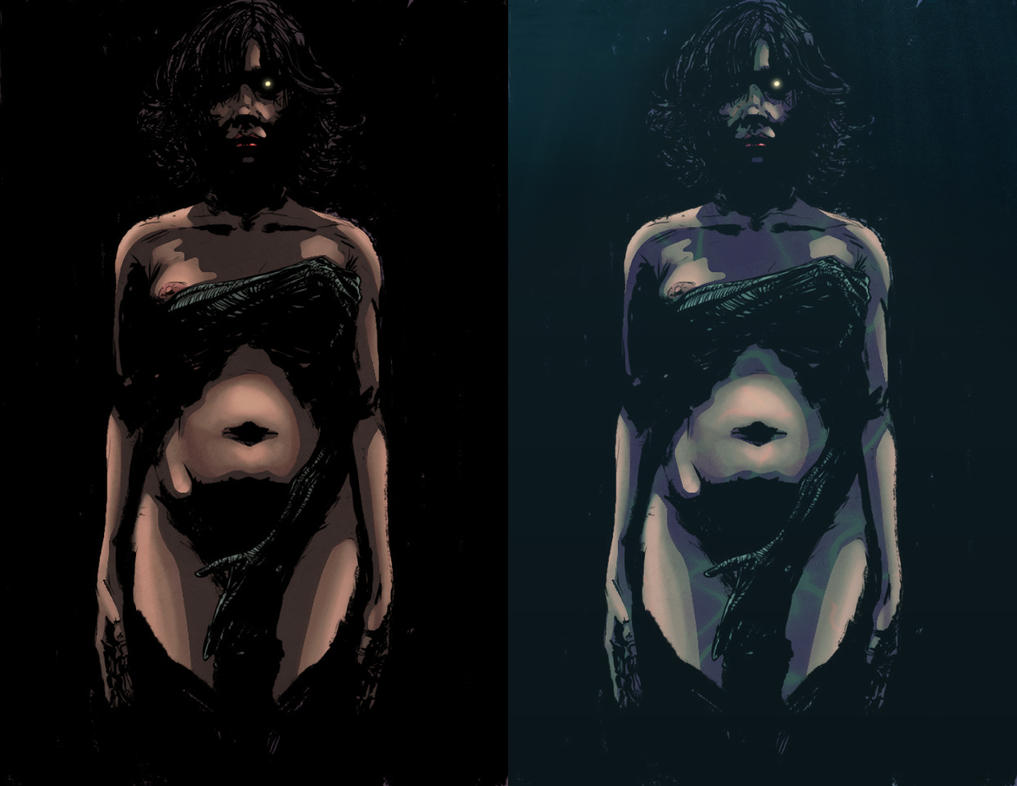 Under The Skin by Tristan Jones and Doug Garbark by DougGarbark