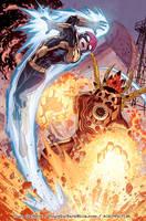 Original Sin Marvel Color Test p1 by DougGarbark