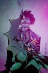 Batman Joker COLOR