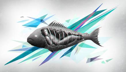 Underwater Prison - abstract version by XDimov