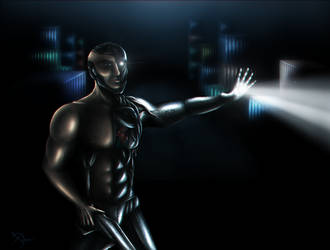 Cyborg by XDimov