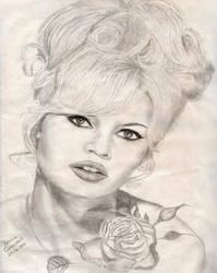 Brigitte Bardot. by patycampidelli