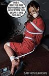 The B-Movie Actress Ordeal