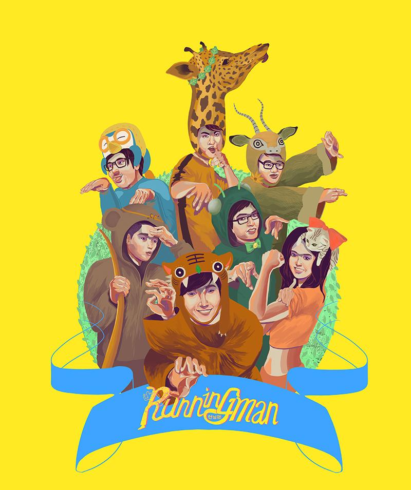 Mylittlehedgehog 65 21 Runningman Fanart Animal Kingdom Inspired By Le Rayne
