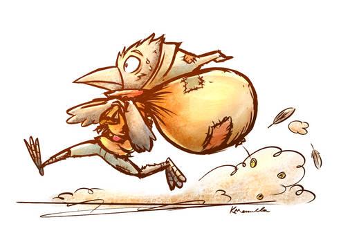 Chirp Run Away
