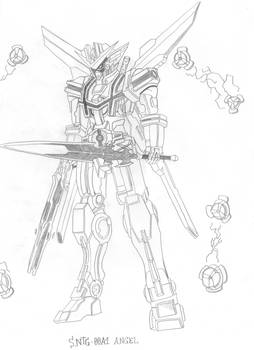 New Angel Gundam