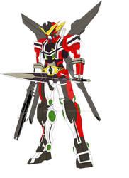 SNTG-00A1 Angel Gundam