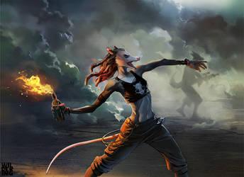 [RS] Firestarter by Wildering