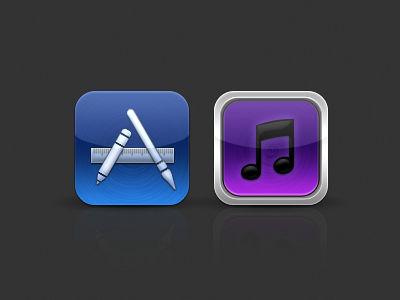 WIP iPhone 4 theme