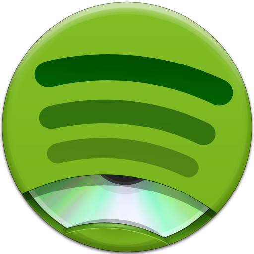Spotify icon by MrAronsson on DeviantArt