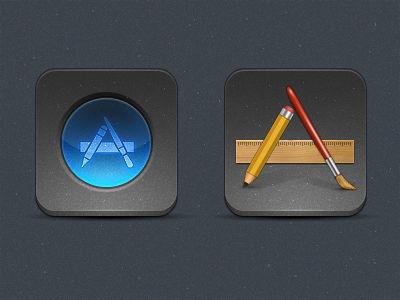 Early iPad 3 theme [WIP]