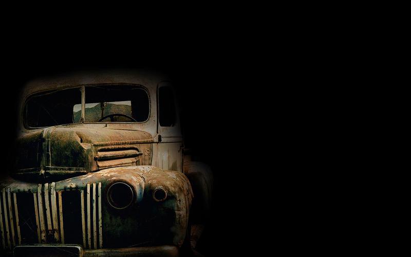 Old Car by jm2c
