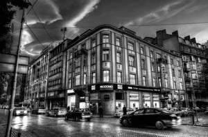 Sofia by Night by Pmania