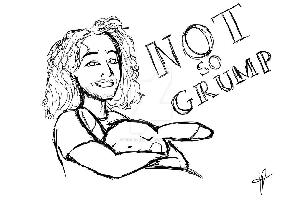 Not So Grump by WiltingHeart