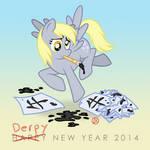Derpy New Year!