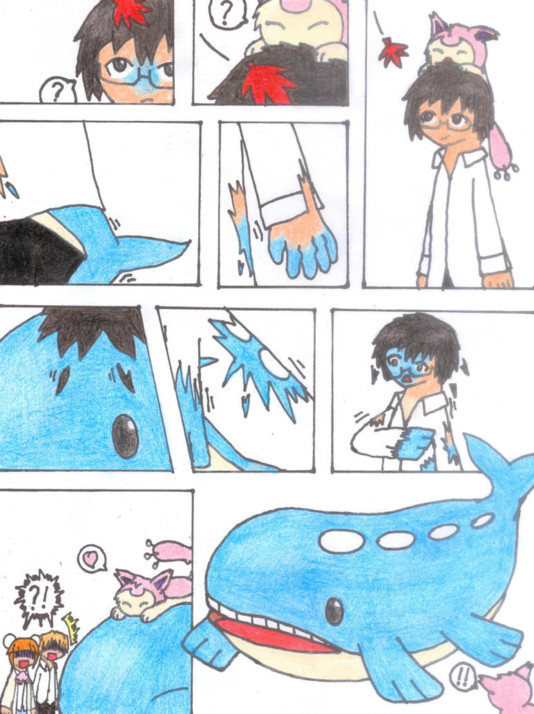 Wailord Tf by Kitsune9Tail on DeviantArt Wailord And Diglett