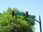 Two Way Sign by LPHogan