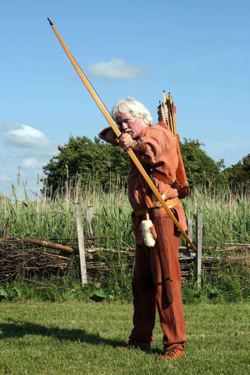 Iron Age Archer 2 by LPHogan