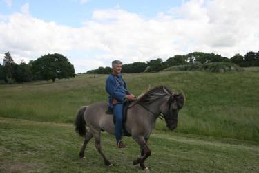 Iron Age Rider 2 by LPHogan